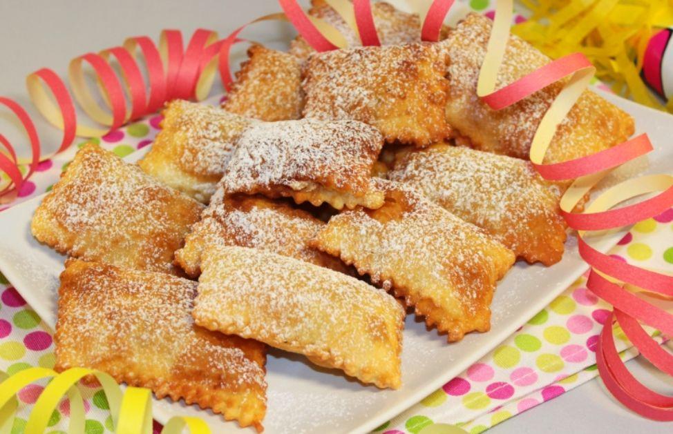 ricetta tortelli dolci agriturismo in maremma toscana con ristorante stella blu